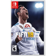 FIFA 18 (Nintendo Switch Game)