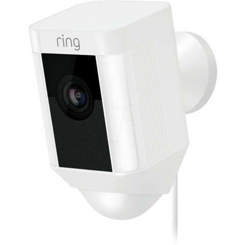 RING WLAN outdoor floodlight camera