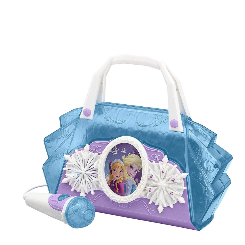 iHome Kiddesigns Frozen Sing A Long Boombox