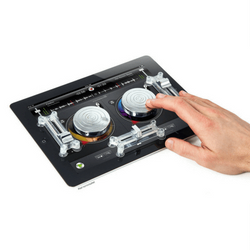 ION SCRATCH2GO DJ System for Tablets