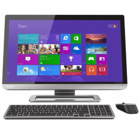 TOSHIBA PX10t-C129 All in One Intel® Core™ i7-4710MQ Desktop - GadgitechStore.com Lebanon