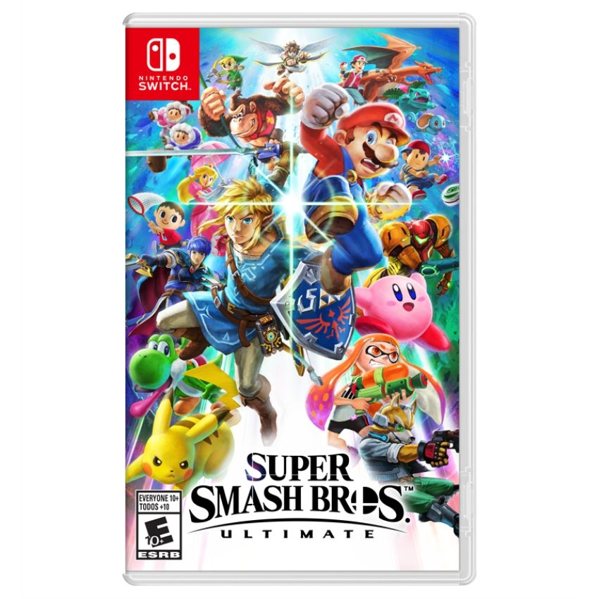 Super Smash Bros.™ Ultimate (Nintendo Switch Game)
