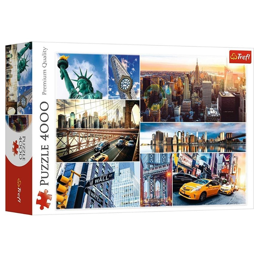Trefl - New York Puzzle 4000 pcs