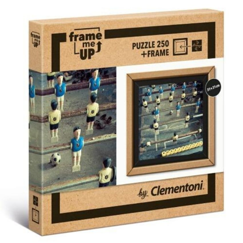 Clementoni - FoosBall - Frame Me Up Puzzle 250pcs