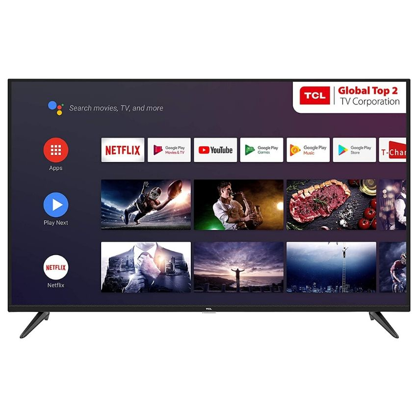 TCL LED 4K / Certified Android Smart TV P8 Series
