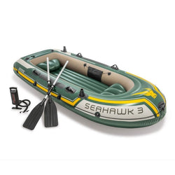 Intex Seahawk 3 Boat Set