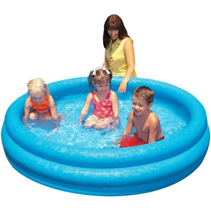 INTEX Blue Inflatable Children's Pool