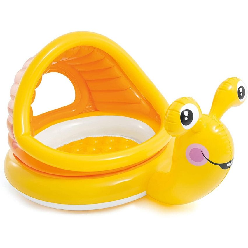 INTEX Snail Baby Pool with Cover