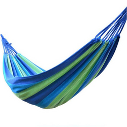 Hammock Multi-Color Canvas 180 x 80 cm