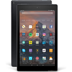 Amazon Tablet Fire HD10 With Alexa 32Gb 1080P Black