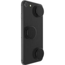 PopSockets Phone Grip PopMinis Triple Black