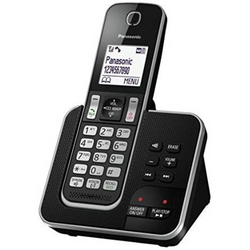 Panasonic Digital Cordless Phone KX-TGD320