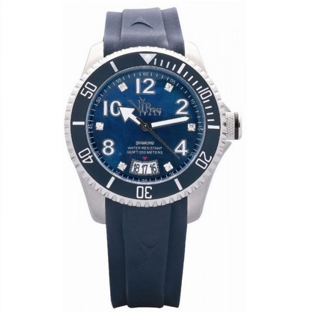 Viptime Women VP8034BL Blue