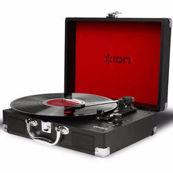 iON Vinyl Motion™ LP Turntable - Gadgitechstore.com