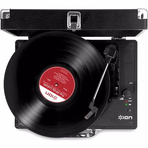 iON Vinyl Motion™ LP Turntable - GadgitechStore.com Lebanon - 2