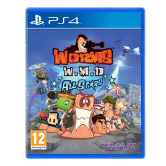 Worms W.M.D All Stars (PS4 Game)