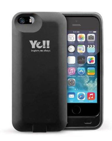 YE!! BPP5 IPHONE 5 2000mAh Battery Cover - GadgitechStore.com Lebanon - 4
