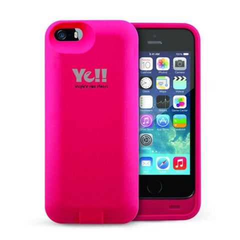 YE!! BPP5 IPHONE 5 2000mAh Battery Cover - GadgitechStore.com Lebanon - 3