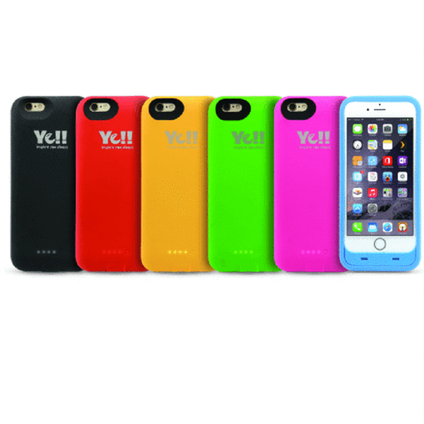 YE!! BPP6 IPHONE 6 3000mAh Battery Cover