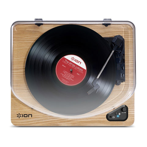 iON Air LP™ Wireless Streaming Turntable