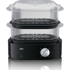 BRAUN IdentityCollection Food Steamer FS 5100 - Gadgitechstore.com