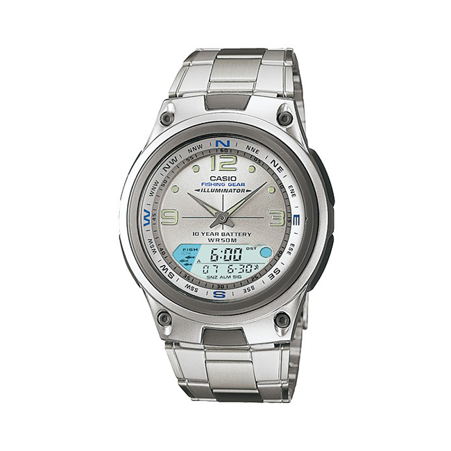 Casio Watches General Analog/Digital AW-82-7AVDF (CN)