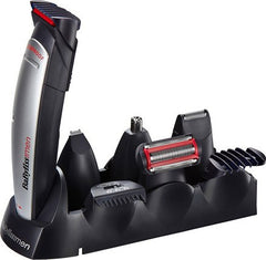 Babyliss Face, Hair and Body Trimmer/Shaver X-10 - E837E