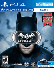 Batman Arkham VR (PS4 Game)