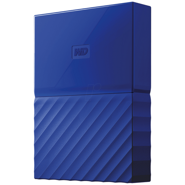 Western Digital MY PASSPORT WORLDWIDE 2.5