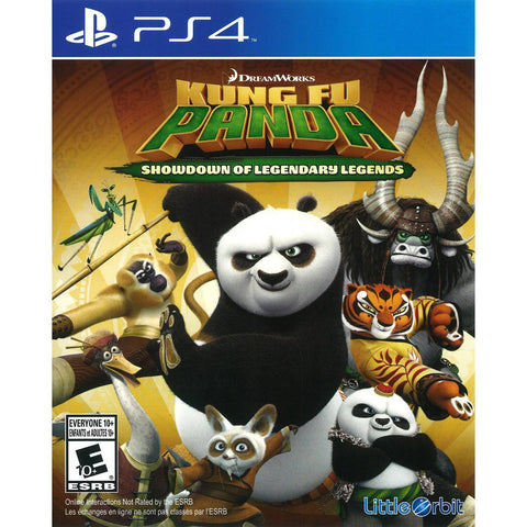 Kung Fu Panda (PS4 Game)