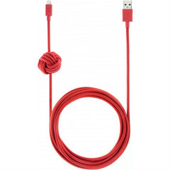 Native Union DPL NIGHT Lightning CABLE 3.0m - GadgitechStore.com Lebanon - 1