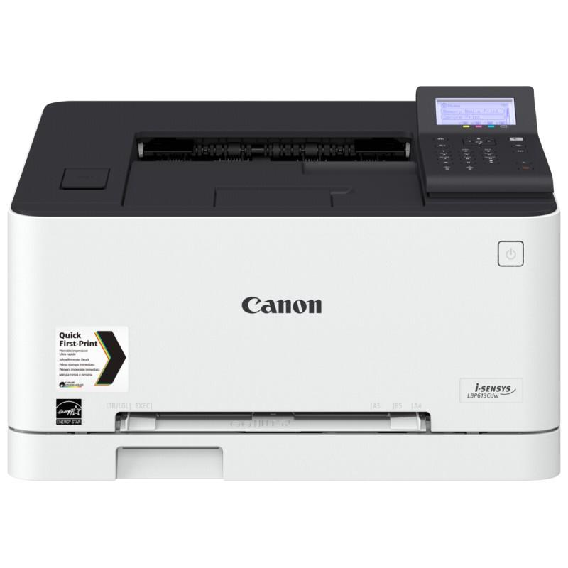 Canon i-SENSYS LBP613Cdw Color Laser Printer