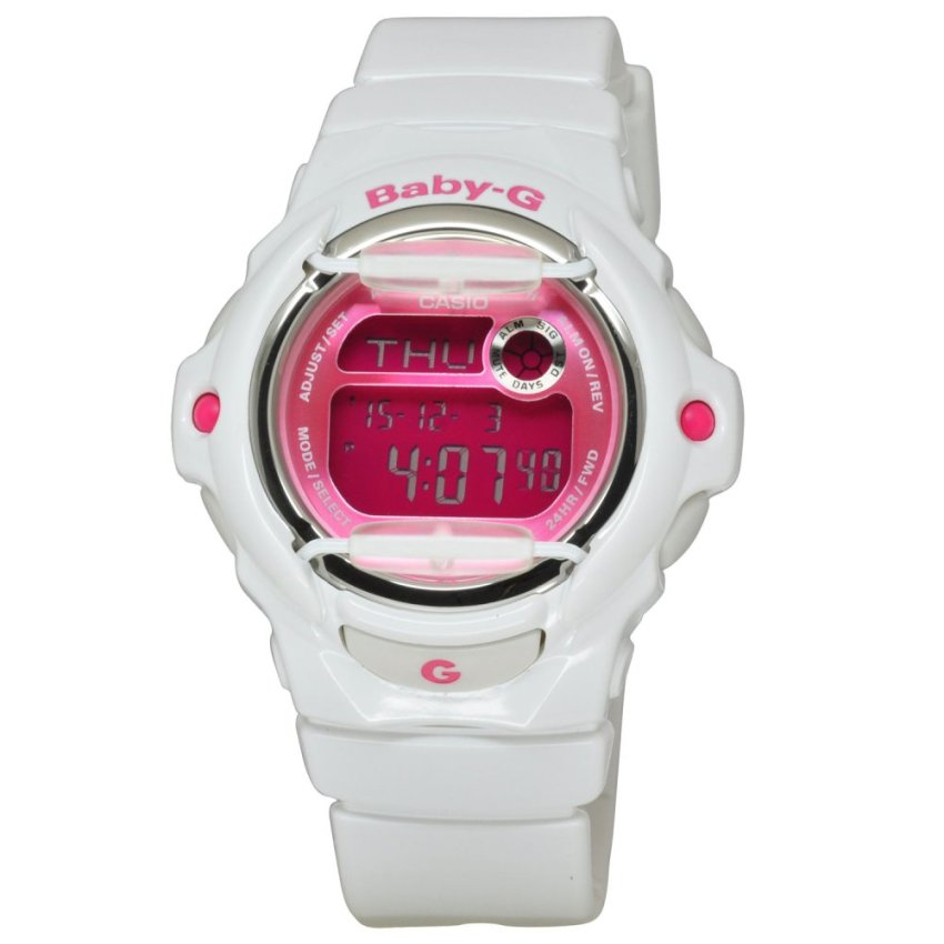 Casio Watches BABY G Digital BG-169R-7DDR (CN)