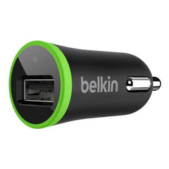 Belkin SINGLE MICRO CAR CHARGER 5V, 1A - GadgitechStore.com Lebanon