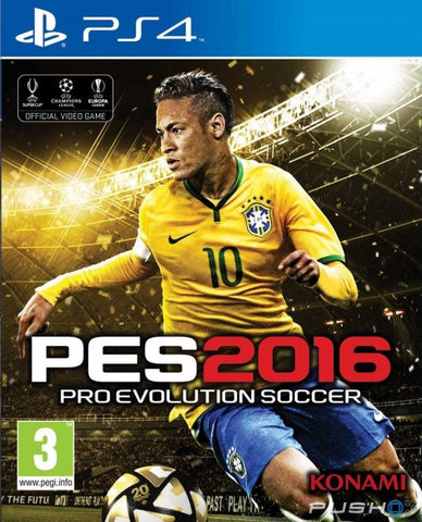 PES 2016 (PS4 Game) - Gadgitechstore.com