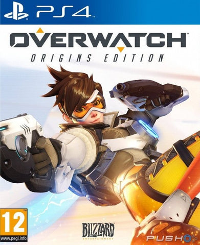 Overwatch (PS4 Game)