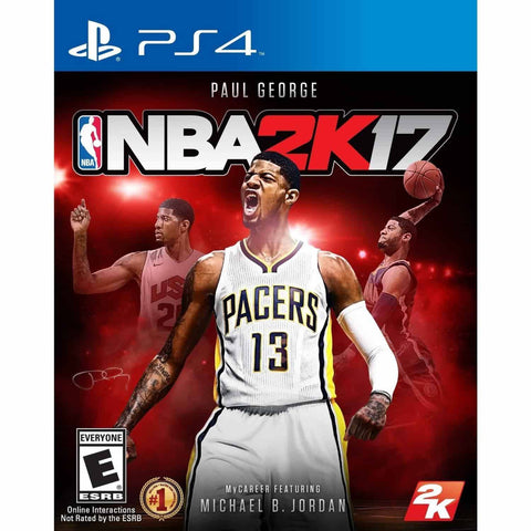 NBA 2K17 (PS4 Game) - Gadgitechstore.com