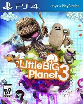 Little Big Planet 3 (PS4 Game) - Gadgitechstore.com