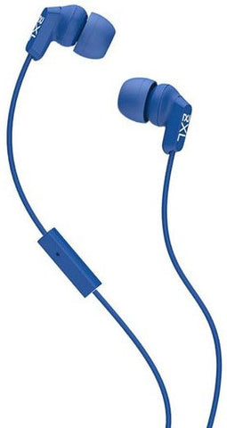 Skullcandy 2XL Whip In-Ear Headphone - Ambient Chatter Reduction & Hands-Free Mic - Gadgitechstore.com