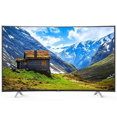 TCL 48-inch Full HD (1080p) Curved Smart LED TV (C48P1FS) - Gadgitechstore.com