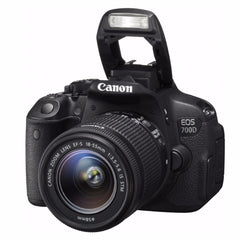Canon EOS 700D DSLR Camera with 18-55mm Lens - Gadgitechstore.com
