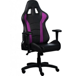 Cooler Master CM-CALIBERR1 Caliber R1 Black & Purple Gaming Chair