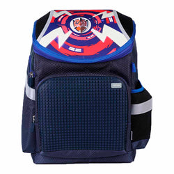 Upixel A-019 Super Class School Bag Navy
