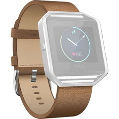 Fitbit Blaze Camel Leather Band