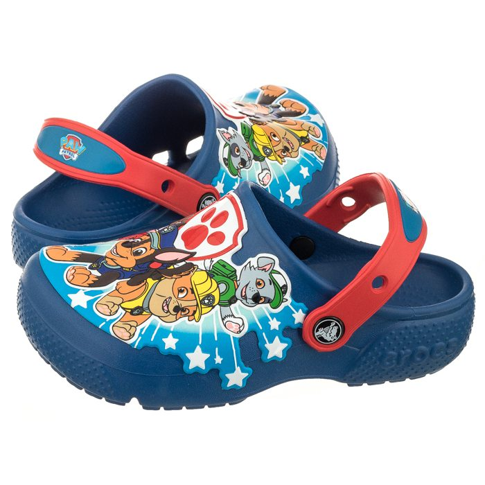 6d6efc39c Crocs Boys  Lifestyle Funlab Paw Patrol Clogs Slippers ...