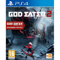 GOD EATER 2: Rage Burst (PS4 Game)
