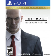Hitman Steelbook Edition (PS4 Game) - Gadgitechstore.com