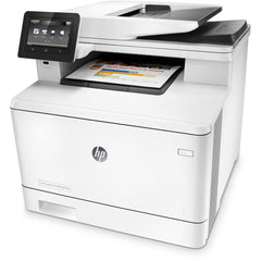 HP M477fnw LaserJet Pro All-in-One Color Laser Printer - Gadgitechstore.com