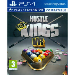 Hustle King VR (PS4 Game) - Gadgitechstore.com