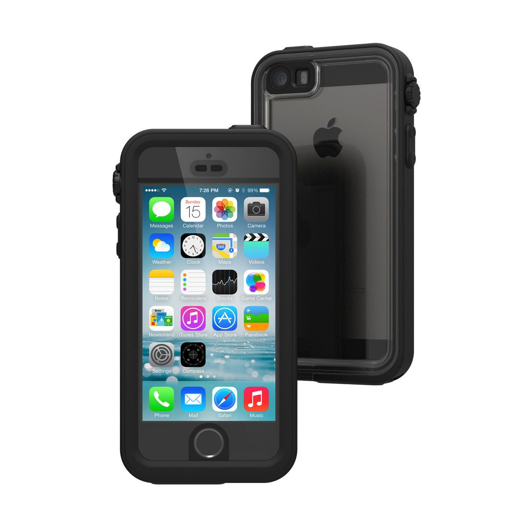 new style 2755a def40 Catalyst Waterproof & Shockproof Case for iPhone 5/5S/SE